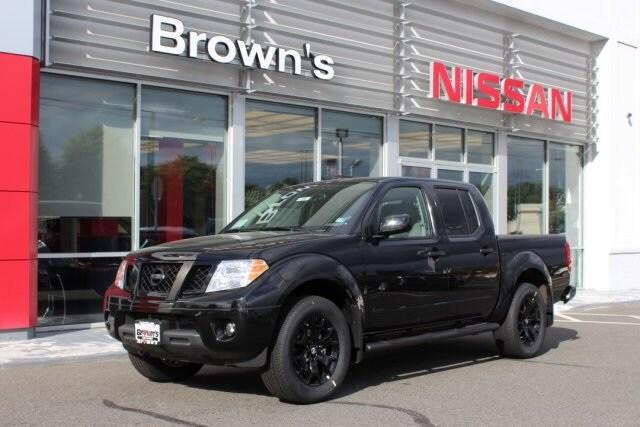 New 2019 Nissan Frontier SV | Brown's Fairfax Nissan
