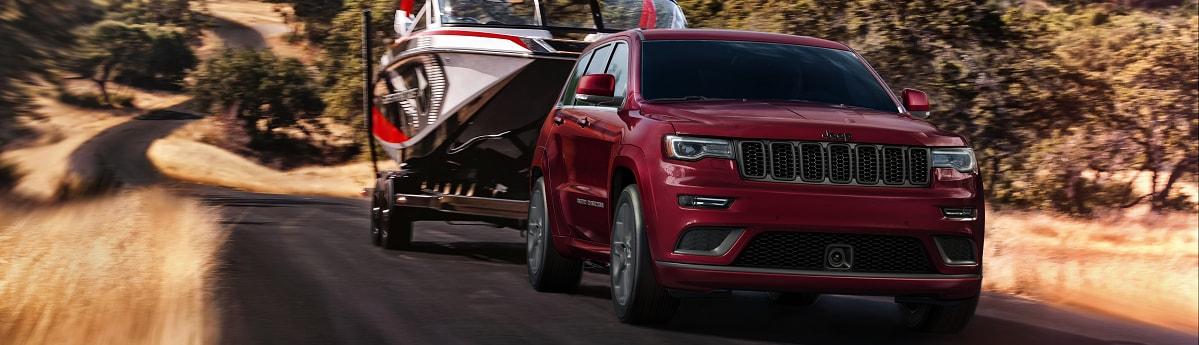 New Jeep Grand Cherokee Elkader, IA