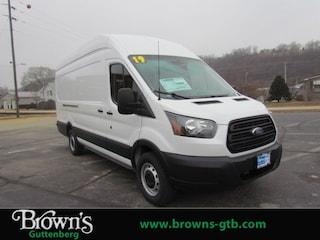 2019 Ford Transit-350 w/Sliding Pass-Side Cargo Door Van