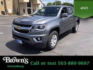 2020 Chevrolet Colorado 4WD LT Truck