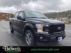 2019 Ford F-150 XLT Truck SuperCrew Cab