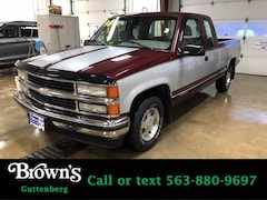 1996 Chevrolet C1500 Truck Extended Cab
