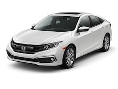 2019 Honda Civic EX Sedan