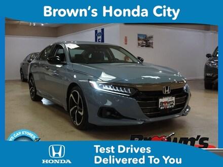 2021 Honda Accord Sport Special Edition Sedan