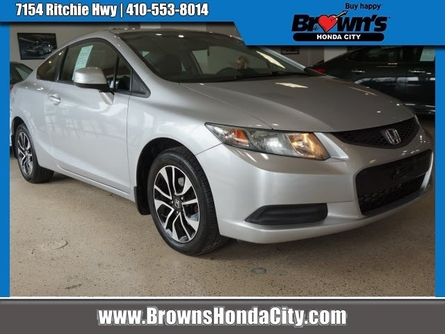 2013 Honda Civic EX Coupe
