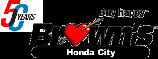 Brown's Honda City
