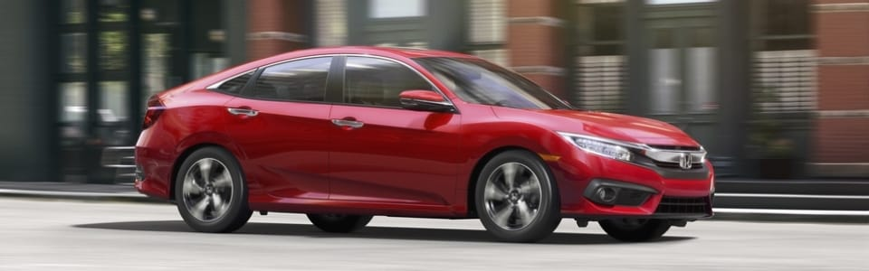 All New Honda Civic Models At Brownu0027s Honda City