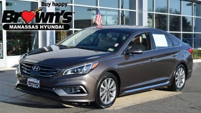 2017 Hyundai Sonata Limited Ultimate Tech Sedan