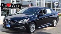 2015 Hyundai Sonata Limited Ultimate Sedan