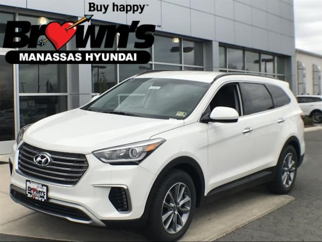 New 2019 Hyundai Santa Fe Xl Se For Sale In Manassas Va Serving