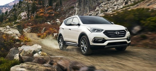 Compare The Santa Fe Sport In Manassas Vs Murano Cherokee And Edge