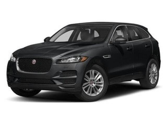 2019 Jaguar F-PACE 25t Premium SUV Richmond VA