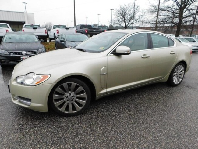2009 Jaguar XF Premium Luxury Sedan Richmond VA