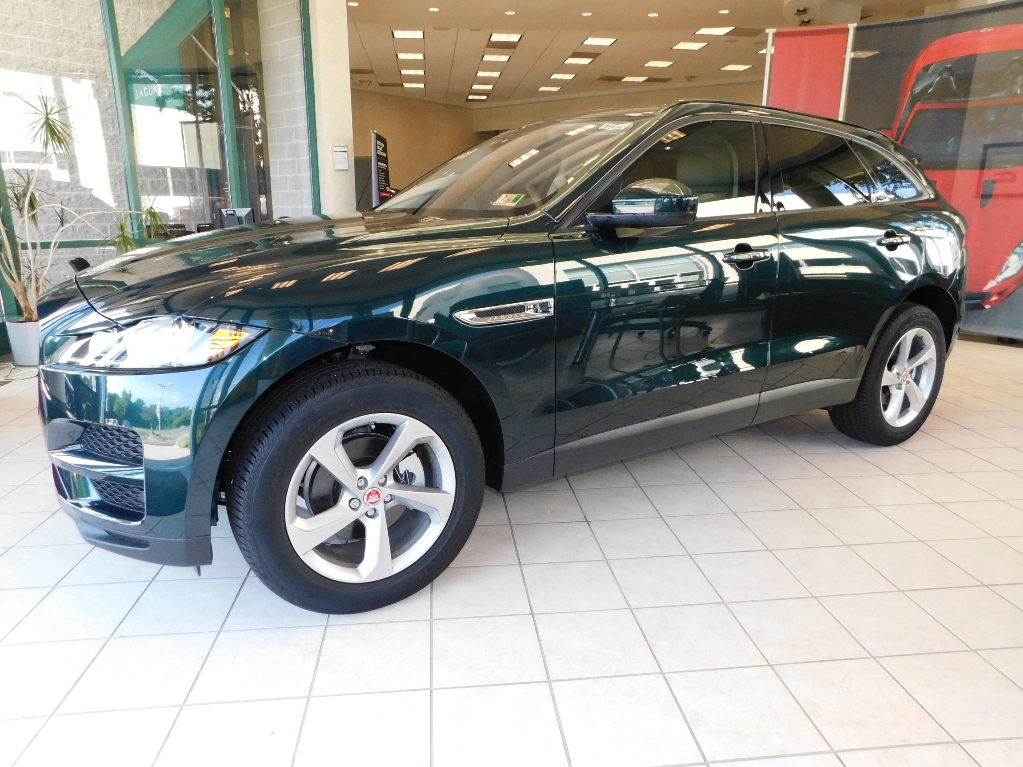 2018 Jaguar F-PACE SUV