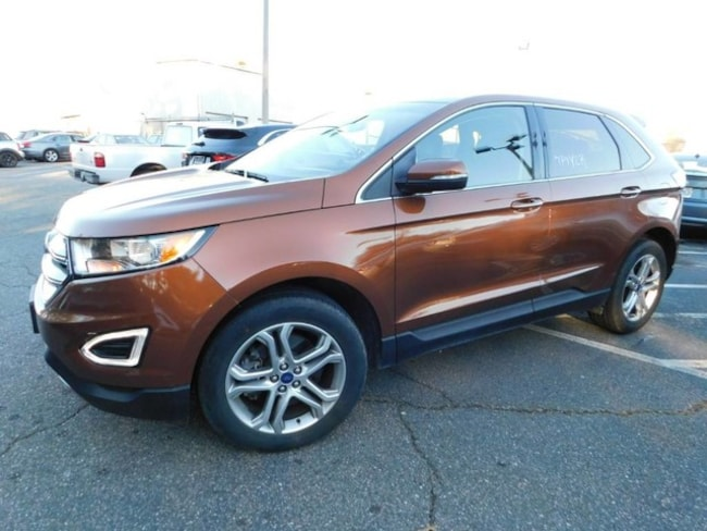 2017 Ford Edge Titanium SUV Richmond VA