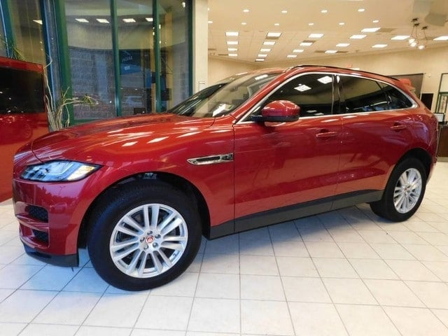 used 2017 jaguar f-pace prestige for sale | richmond va near hanover