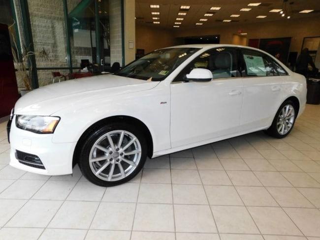 2014 Audi A4 Premium Plus Sedan Richmond VA