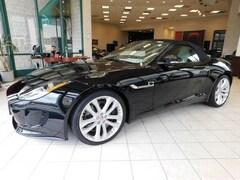 2016 Jaguar F-TYPE S Convertible