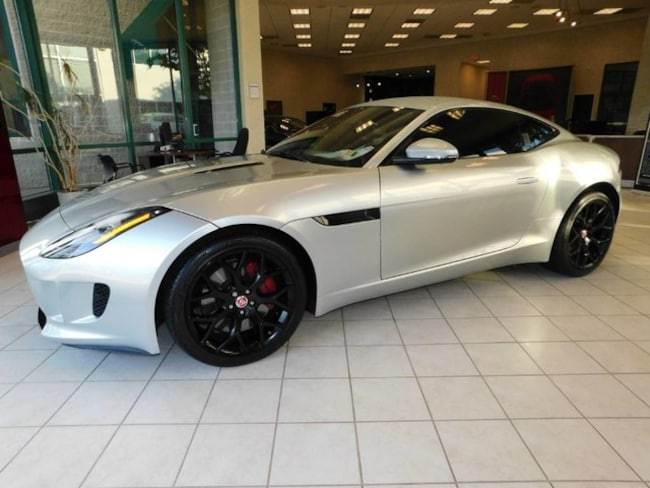 2015 Jaguar F-TYPE V6 Coupe Richmond VA