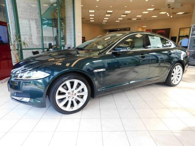 Used 2014 Jaguar XF V6 SC For Sale | Richmond   Near Charlottesville U0026  Hanover | P9169J