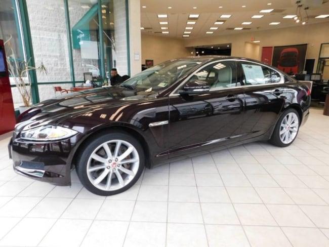 2015 Jaguar XF Portfolio Sedan Richmond VA