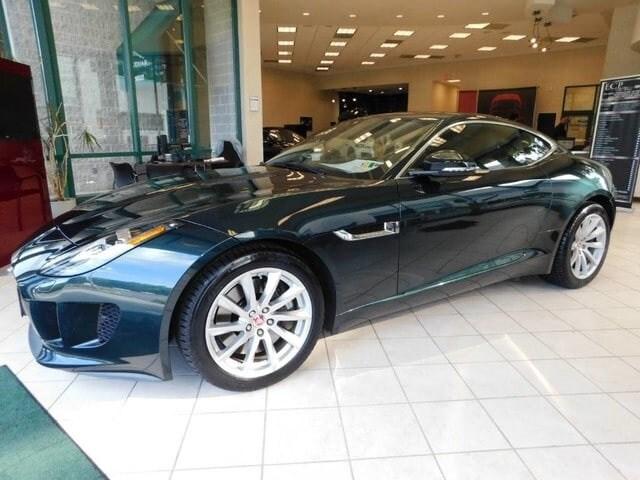 2015 Jaguar F-TYPE V6 Coupe