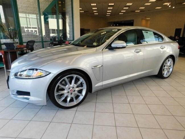 2015 Jaguar XF Supercharged Sedan Richmond VA