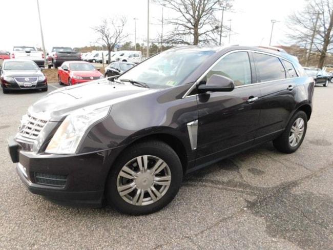 2015 Cadillac SRX Luxury Collection SUV Richmond VA