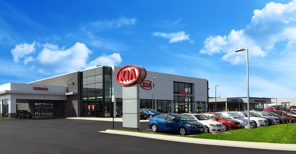 About Brownu0027s Manassas Kia In Northern Virginia