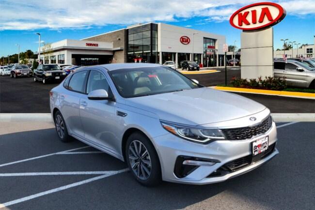2019 Kia Optima EX Sedan Manassas