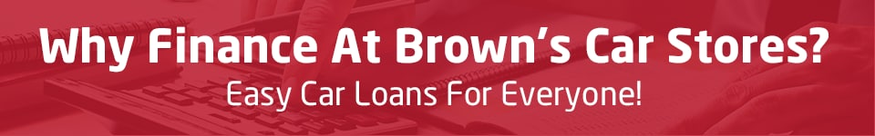 Brown's Manassas Kia finance process