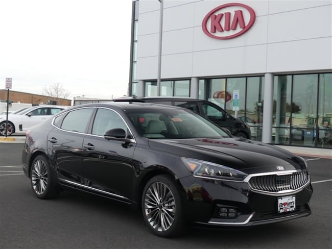 2019 Kia Cadenza Limited Sedan Manassas