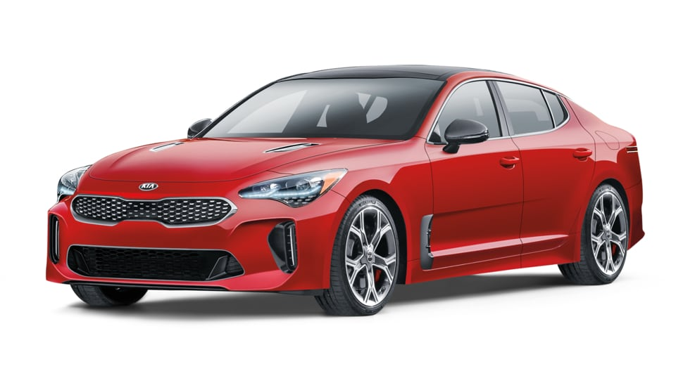 This Kia Luxury Sedan Offers Drivers Functionality And Fun