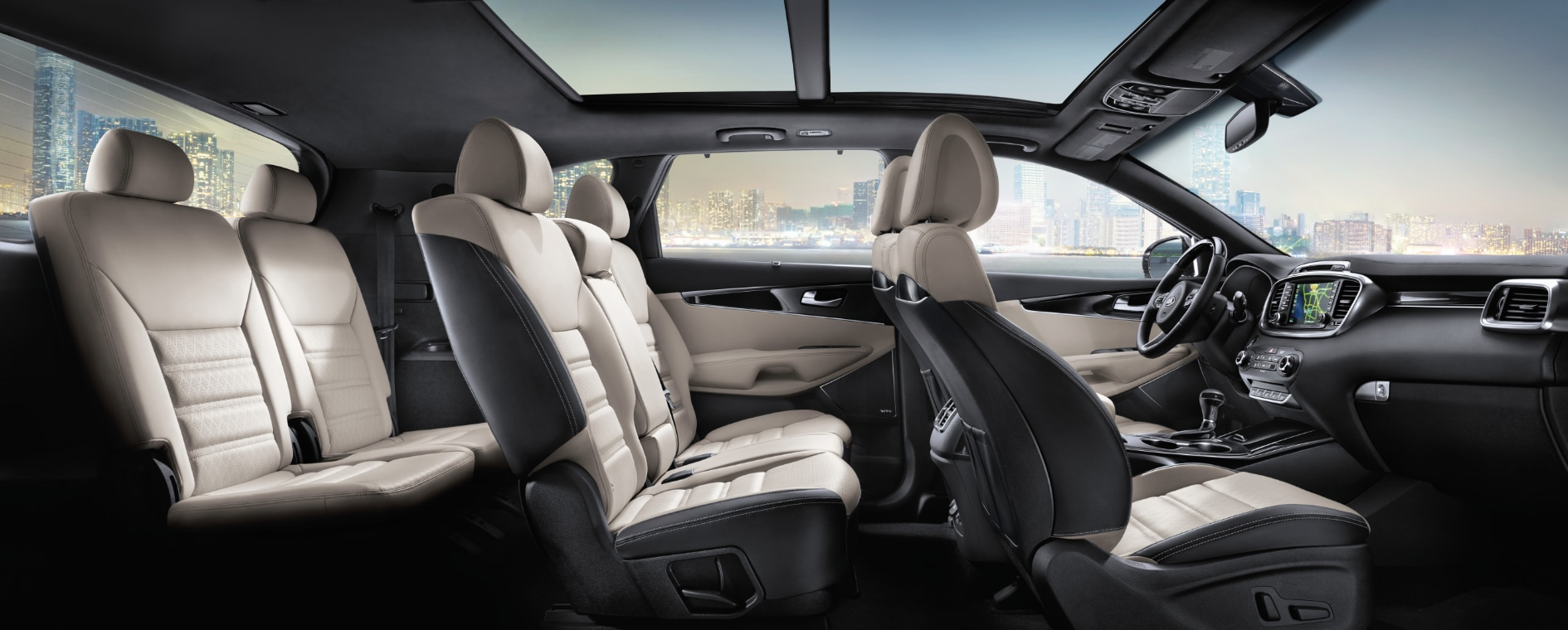 specification interior africa south in kia sorento launched