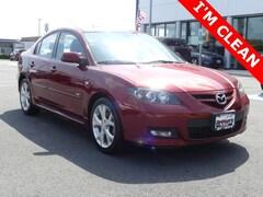 2008 Mazda Mazda3 s Sedan