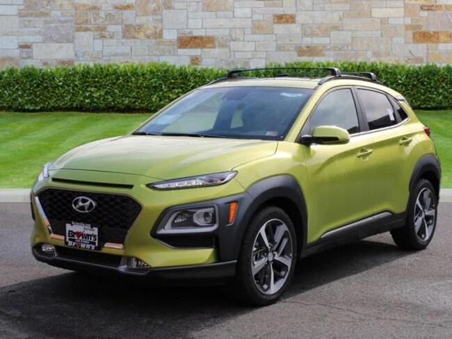 2020 Hyundai Kona Limited SUV Leesburg
