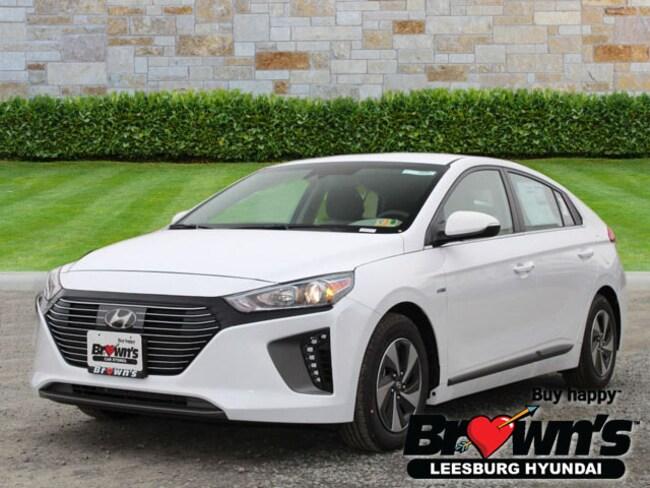 2019 Hyundai Ioniq Hybrid SEL Hatchback Leesburg