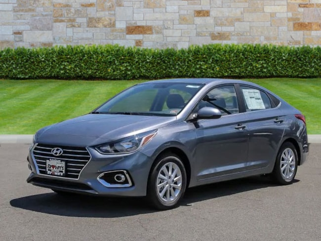 2020 Hyundai Accent SEL Sedan Leesburg