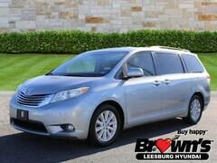 2012 Toyota Sienna Base Minivan/Van