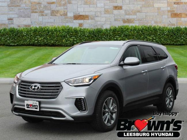 2019 Hyundai Santa Fe XL SE SUV Leesburg