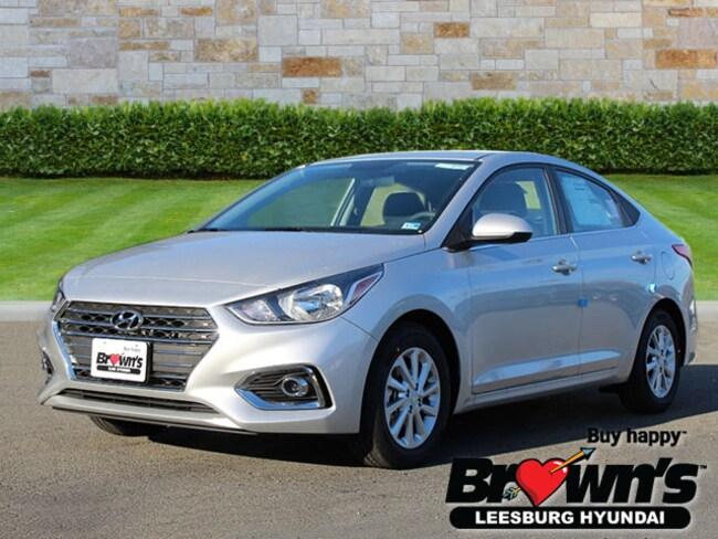 2019 Hyundai Accent SEL Sedan Leesburg