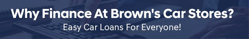 Brown's Leesburg Hyundai finance process