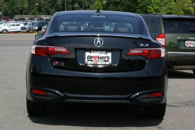 Used 2016 Acura Ilx 24l For Sale Stock Number P1261 In Va
