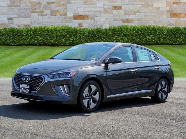 2022 Hyundai Ioniq Hybrid Hatchback