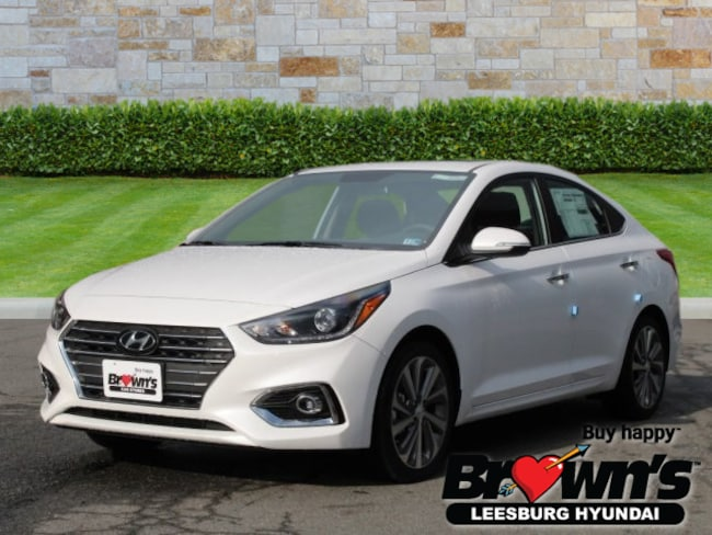 2019 Hyundai Accent Limited Sedan Leesburg