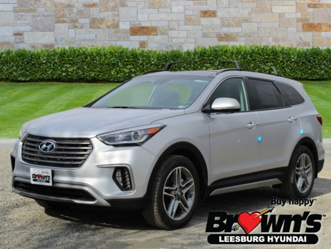 2019 Hyundai Santa Fe XL Limited Ultimate SUV Leesburg