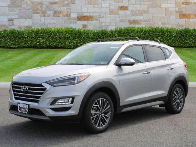 2021 Hyundai Tucson Limited SUV Leesburg