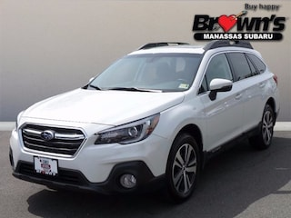2019 Subaru Outback 3.6R Limited SUV CVT Lineartronic
