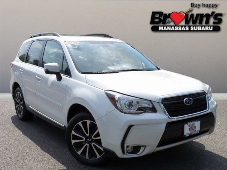 Used 2018 Subaru Forester 2.0XT Touring SUV Lineartronic CVT Manassas