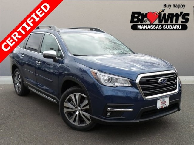Certified Used 2019 Subaru Ascent Touring SUV Lineartronic CVT Manassas